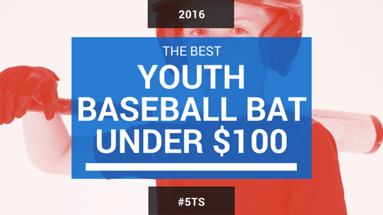 Best Youth Baseball Bat Under $100